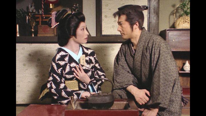 第28話「大川端に散った恋」