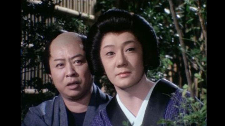 第10話「母情手まり唄」