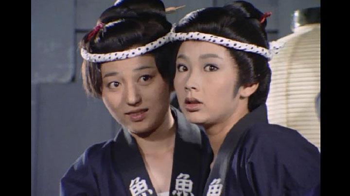 【終】第30話「捕物姉妹」