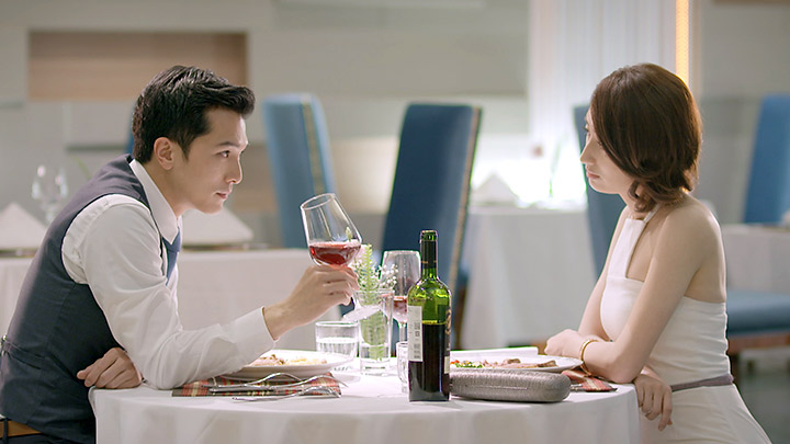 初デートはワインの味わい