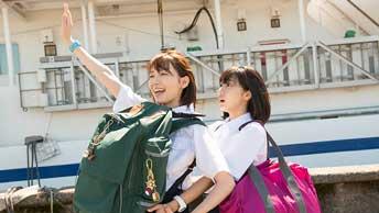 第1話「マジで航海したい女VSマジで後悔してる女」