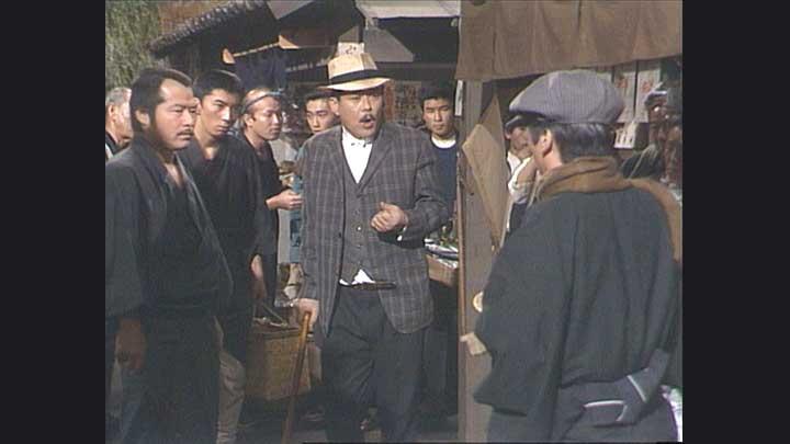 第2話「夜汽車とコック帽」