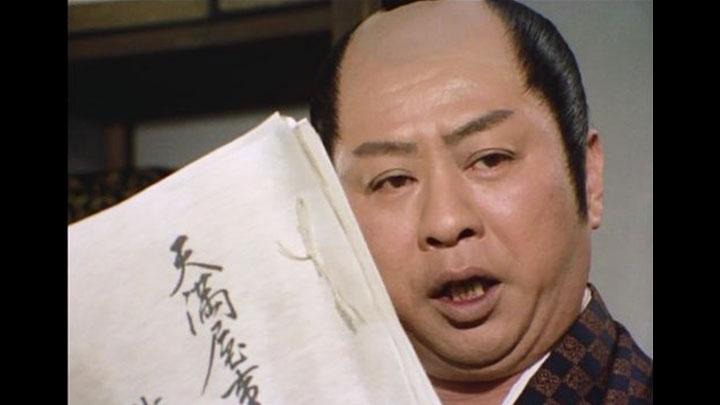 若さま侍捕物帳の第1話「命ごま参上!!」