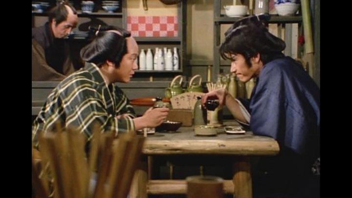 若さま侍捕物帳の第4話「参上!!悲恋の罠」