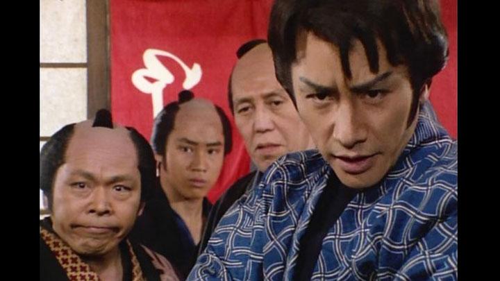 若さま侍捕物帳の第15話「参上!!吸血鬼」
