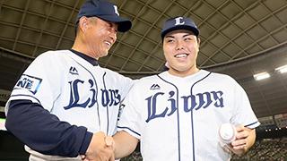 西武・平良海馬&佐藤龍世 若獅子が逆転優勝への力になる