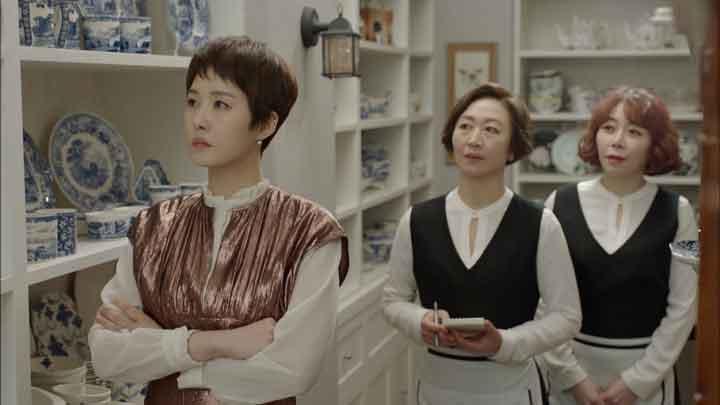 韓国ドラマ「品位のある彼女」 の第11話「秩序の逆転」