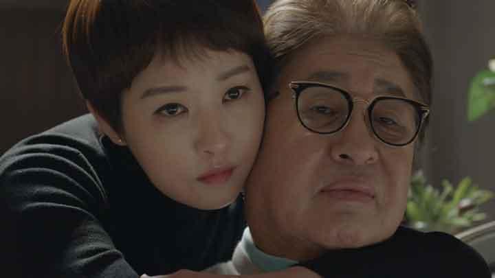 韓国ドラマ「品位のある彼女」 の第18話「目には目を」