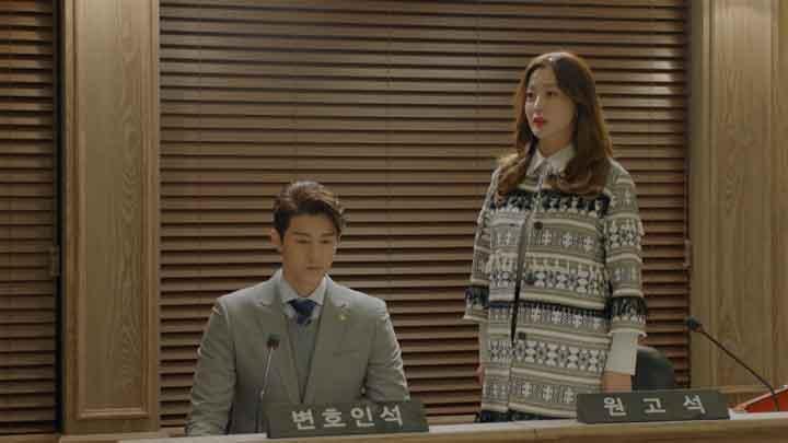 韓国ドラマ「品位のある彼女」 の第19話「容疑者たち」