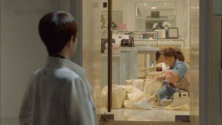 韓国ドラマ「品位のある彼女」 の第22話「落とし穴」