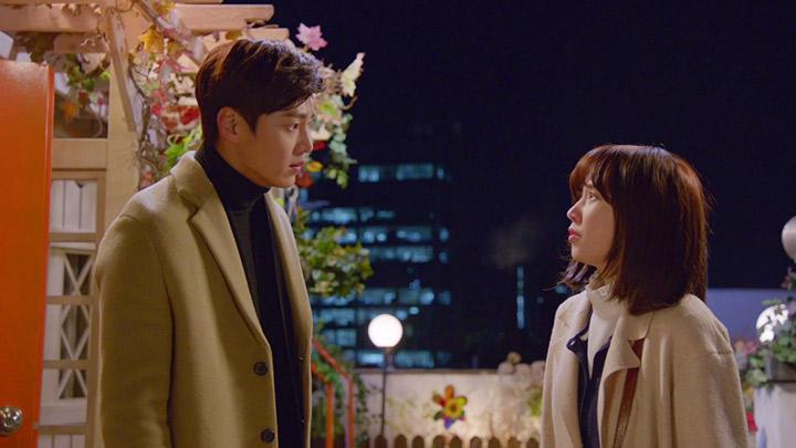 韓国ドラマ「江南ロマン・ストリート」の第8話