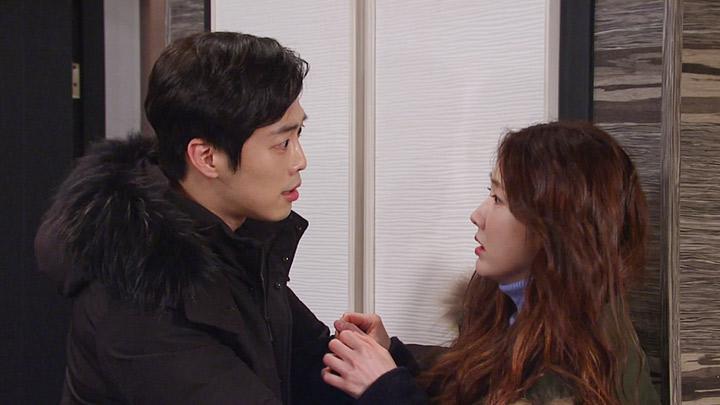 韓国ドラマ「江南ロマン・ストリート」の第9話