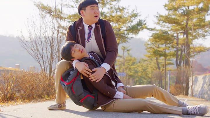 韓国ドラマ「江南ロマン・ストリート」の第12話