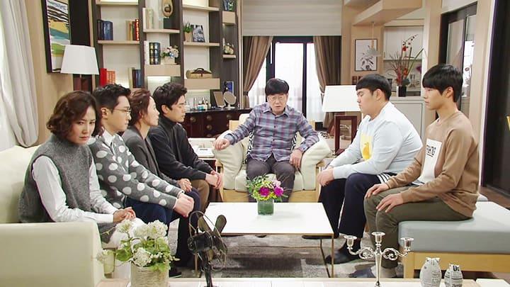 韓国ドラマ「江南ロマン・ストリート」の第16話