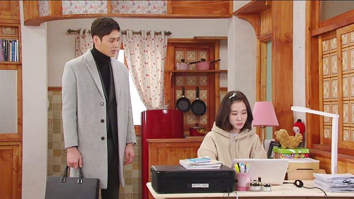 韓国ドラマ「江南ロマン・ストリート」の第31話