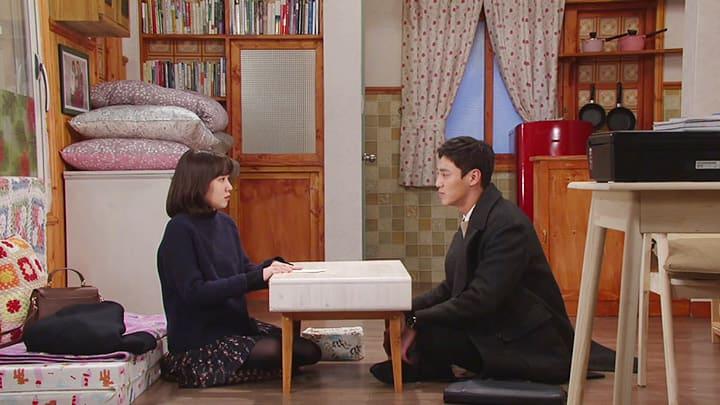 韓国ドラマ「江南ロマン・ストリート」の第32話