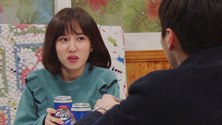 韓国ドラマ「江南ロマン・ストリート」の第33話
