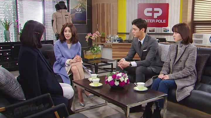 韓国ドラマ「江南ロマン・ストリート」の第34話
