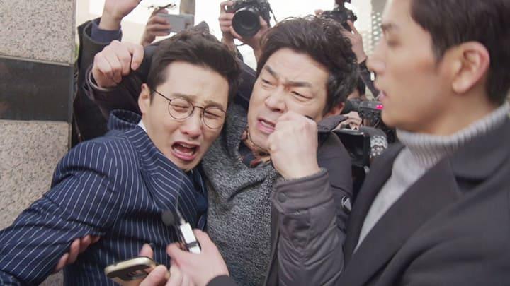 韓国ドラマ「江南ロマン・ストリート」の第35話