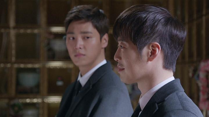 韓国ドラマ「江南ロマン・ストリート」の第47話