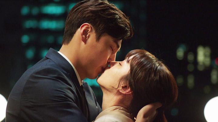 韓国ドラマ「江南ロマン・ストリート」の第58話