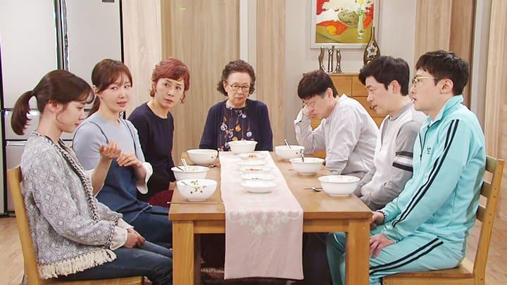 韓国ドラマ「江南ロマン・ストリート」の第61話