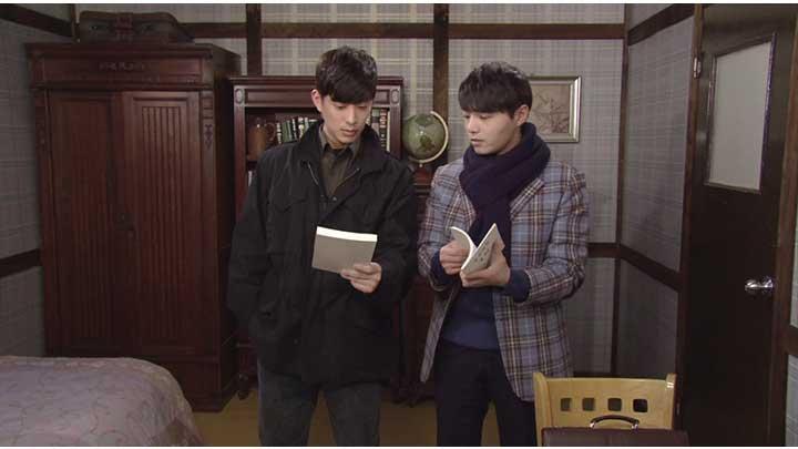 韓国ドラマ「私の心は花の雨」第03話