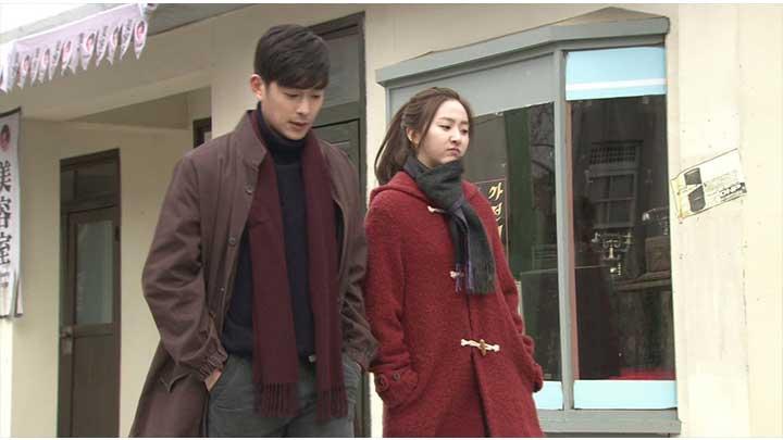 韓国ドラマ「私の心は花の雨」第05話
