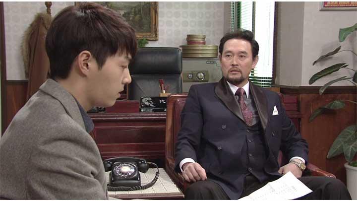 韓国ドラマ「私の心は花の雨」第06話