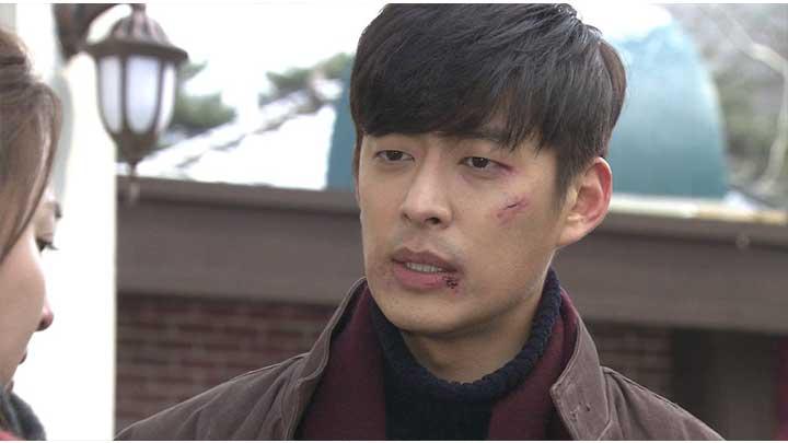 韓国ドラマ「私の心は花の雨」第07話