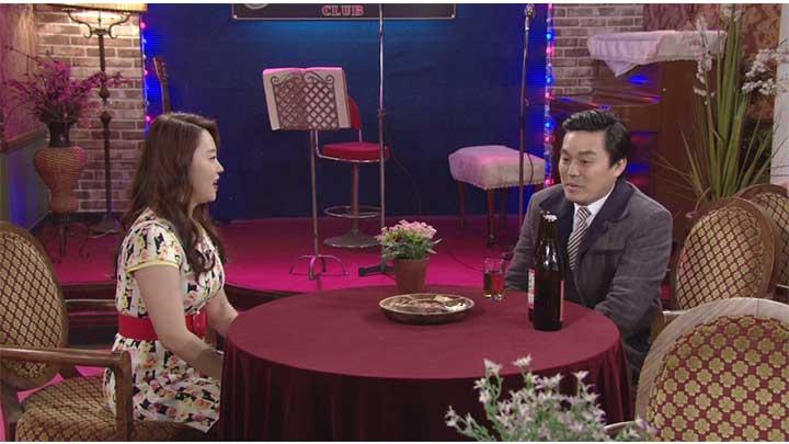韓国ドラマ「私の心は花の雨」第08話
