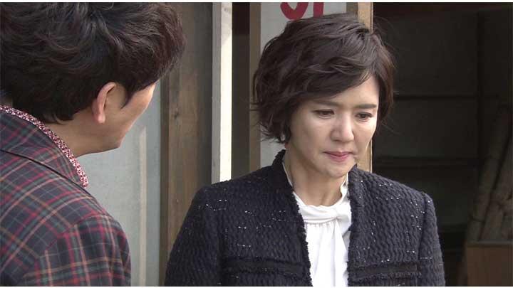 韓国ドラマ「私の心は花の雨」第09話