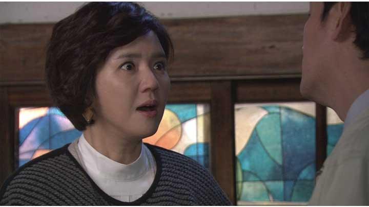 韓国ドラマ「私の心は花の雨」第10話