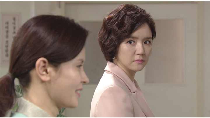 韓国ドラマ「私の心は花の雨」第11話