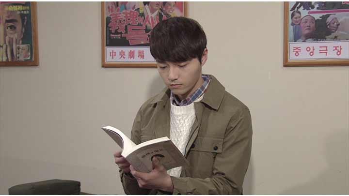 韓国ドラマ「私の心は花の雨」第13話