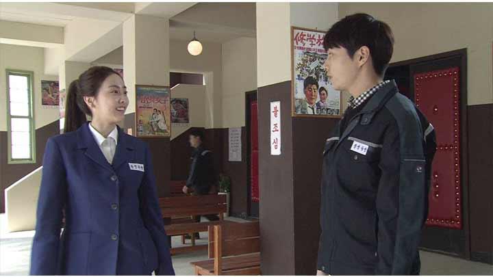 韓国ドラマ「私の心は花の雨」第14話