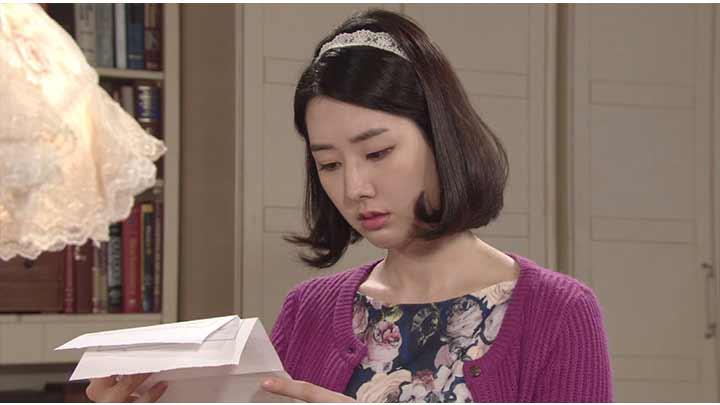 韓国ドラマ「私の心は花の雨」第16話