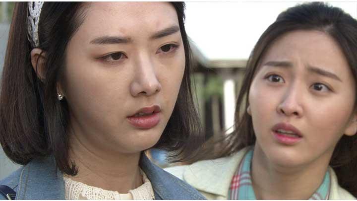 韓国ドラマ「私の心は花の雨」第21話