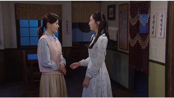 韓国ドラマ「私の心は花の雨」第29話