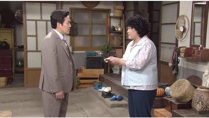 韓国ドラマ「私の心は花の雨」第32話