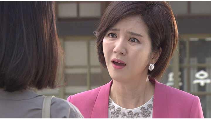 韓国ドラマ「私の心は花の雨」第34話