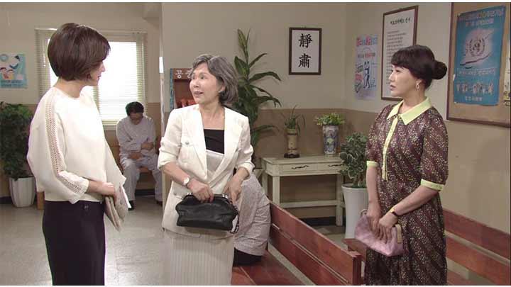 韓国ドラマ「私の心は花の雨」第35話
