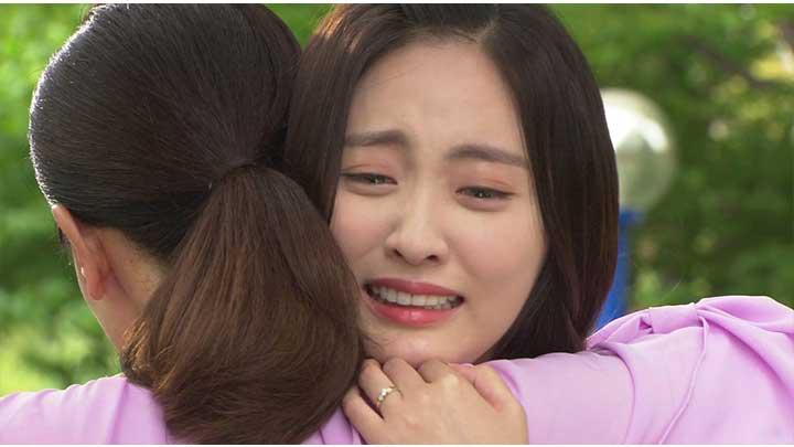 韓国ドラマ「私の心は花の雨」第59話