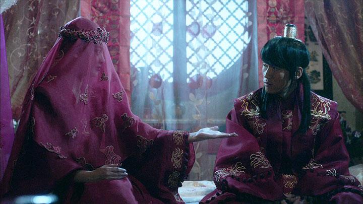 第2話 幸運な花嫁