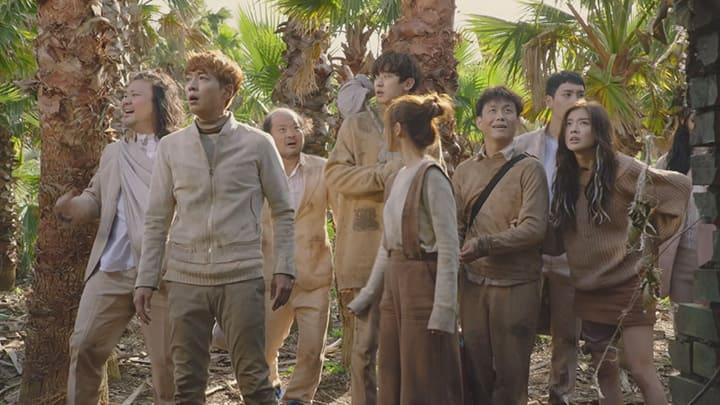 韓国ドラマ「ミッシングナイン」の第5話「ネックレスの謎」