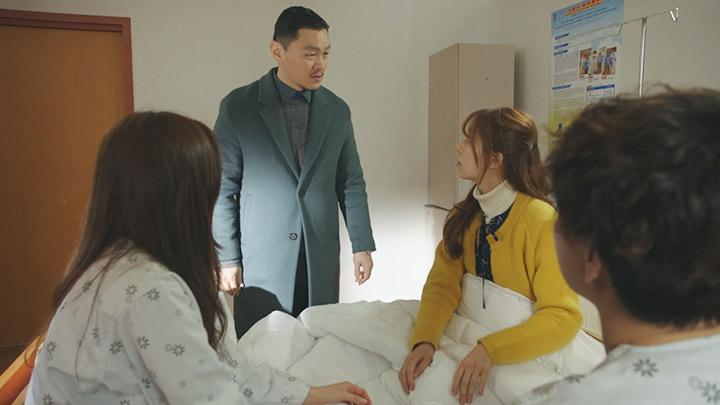 韓国ドラマ「ミッシングナイン」の第12話「記憶にない事実」