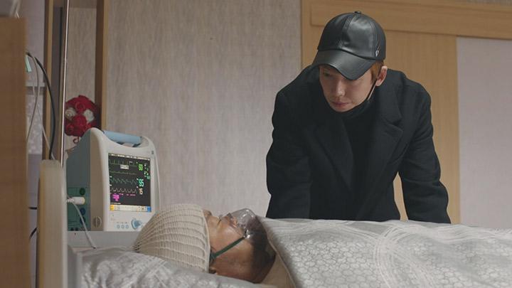 韓国ドラマ「ミッシングナイン」の第15話「携帯電話を巡って」
