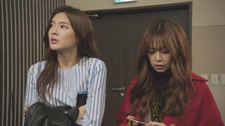 韓国ドラマ「ミッシングナイン」の第18話「迫りくる時間」