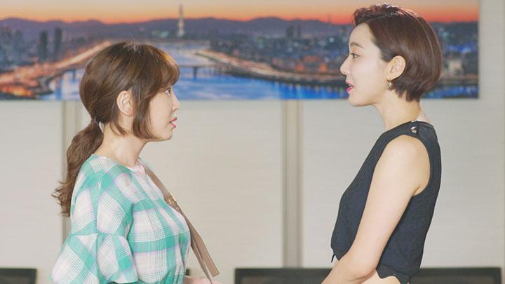 韓国ドラマ「オー・マイ・ゴッド~私が突然ご令嬢!?~」の第4話