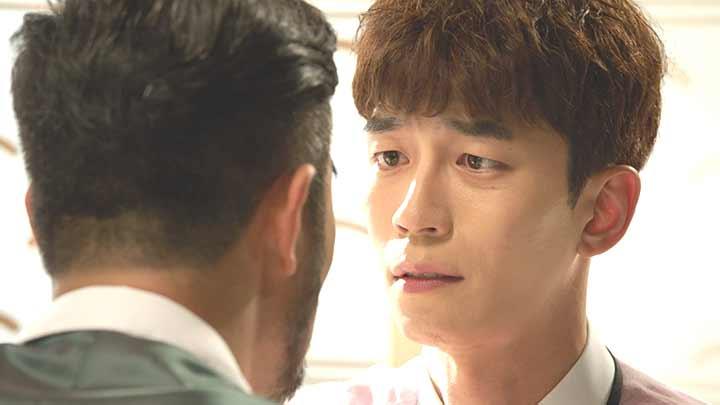 韓国ドラマ「オー・マイ・ゴッド~私が突然ご令嬢!?~」の第13話